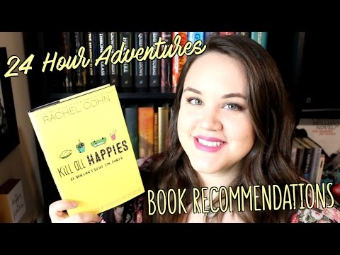24 Hour Adventures | Book Recommendations