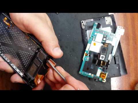 Sony Xperia SP C5303 замена дисплея LCD