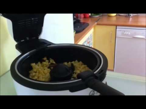 receta patatas fritas en freidora sin aceite  YouTube