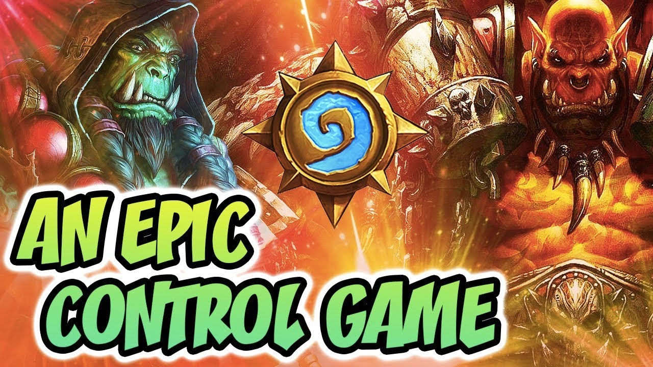 An Epic Control Game - YouTube