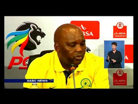 Pitso Mosimane threatenes to leave SA