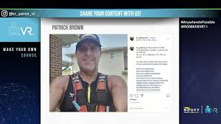 IRONMAN VR 11 Social Media Segment With Mike Reilly