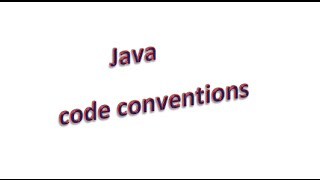java code conventions: Doc комментарии, урок 3!