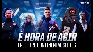 Time For Action (feat. 2WEI, LoOf, Erin G. Anderson & Marvin Brooks) | Free Fire Continental Series