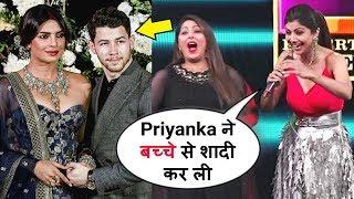 Shilpa Shetty Makes Fun Of Priyanka Chopra And Nick Jonas AGE GAP