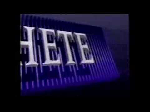 Abertura Jornal da Manchete,Rede Manchete(1990)