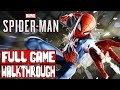 MARVEL S SPIDER MAN Gameplay Walkthrough Part 1 FULL GAME   No Commentary  Spiderman PS4
