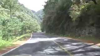 Por la sierra de Jacala