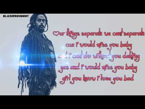 Damian Marley - Affairs Of The Heart Lyrics