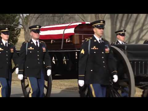 Sgt 1st Class MIHAIL GOLIN (10th SFG), Full Honor Funeral (KIA Afghanistan)