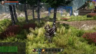 Atavism Online - Resource Nodes - Woodcutting