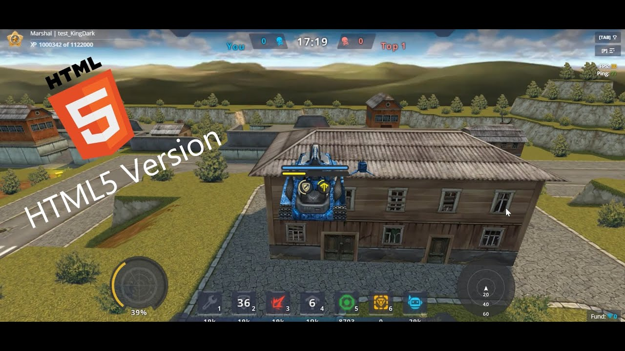 Tanki Online Jump Hack 2020 Html5 Version Youtube