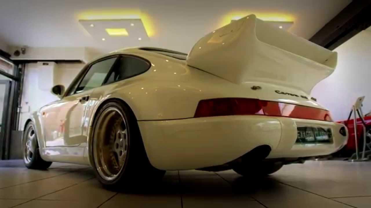 1993 Porsche 964 Carrera Rs 3 8 Litre Coupe Hexagon