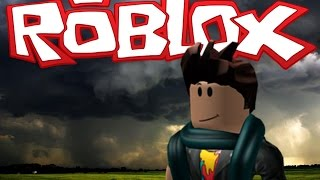 Roblox Natural Disaster Survival Funny Moments - Tornadoes, Floods, and Acid Rain!