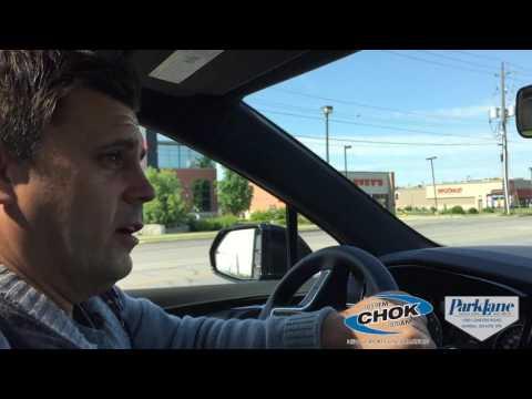 CHOK Parklane Cadillac Test Drive