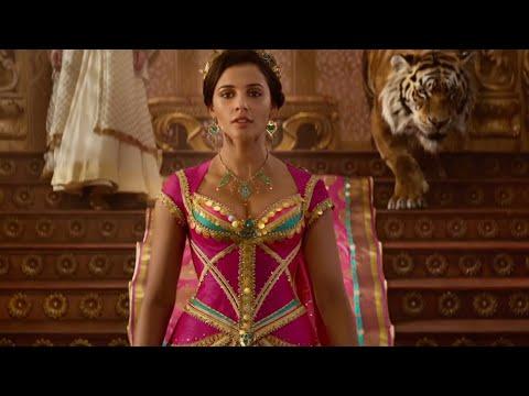 Jasmine se empodera en 'Aladdin' como reflejo de la sociedad