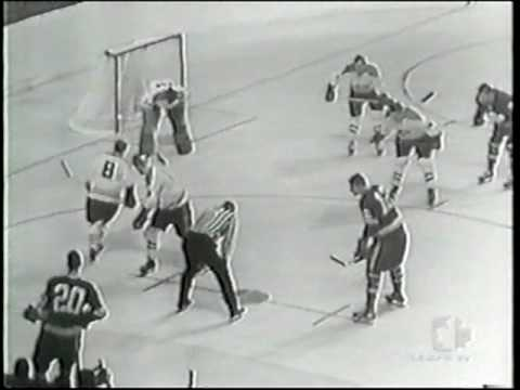 1967 Stanley Cup Game 3 Montreal Canadiens 2 @ Toronto Maple Leafs 3 2OT