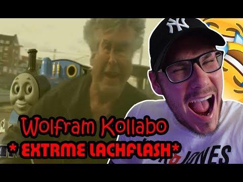 *EXTREME*   YouTube Kacke Kollaboration - Wolfram Eicke 😂 LIVE REACTION -CATA-