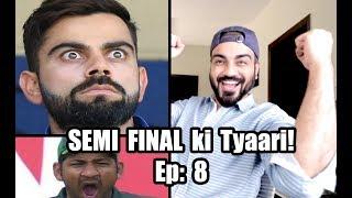 India v New Zealand Semi final   Kohli ke Maslay   Pakistani Dulhan & much more   Ep 8