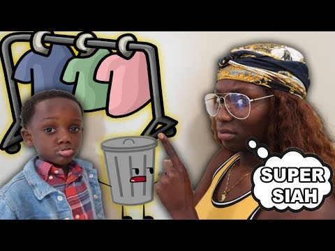 Super Siah Wasting Clothes Johnny Johnny Yes Papa