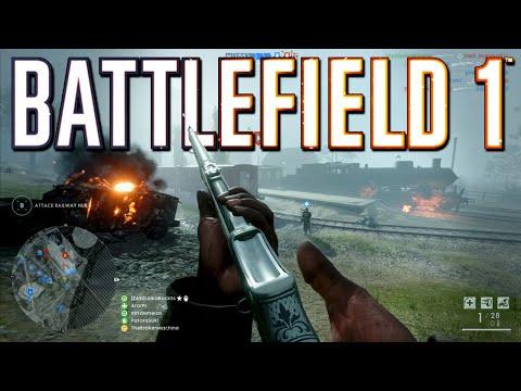 Battlefield 1: L O V E L Y.