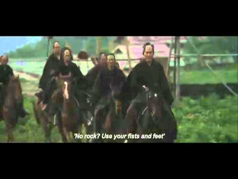 13 Assassins extended trailer - in cinemas from 6 May 2011