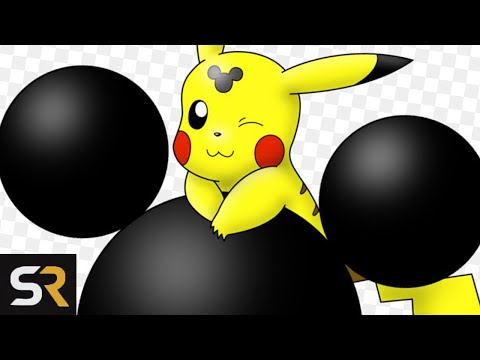Disney Will Buy Pokémon And Take Over The World