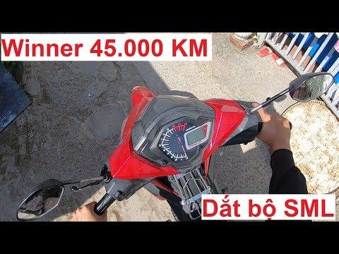 Winner 45000 KM Chết Máy Dắt Bộ - Hết Chạy được? Tại Sao???