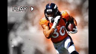 Phillip Lindsay  Undrafted  Rookie Highlights