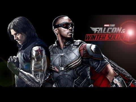 Сокол и Зимний Солдат 2020 сериал в HD смотреть концепт трейлер