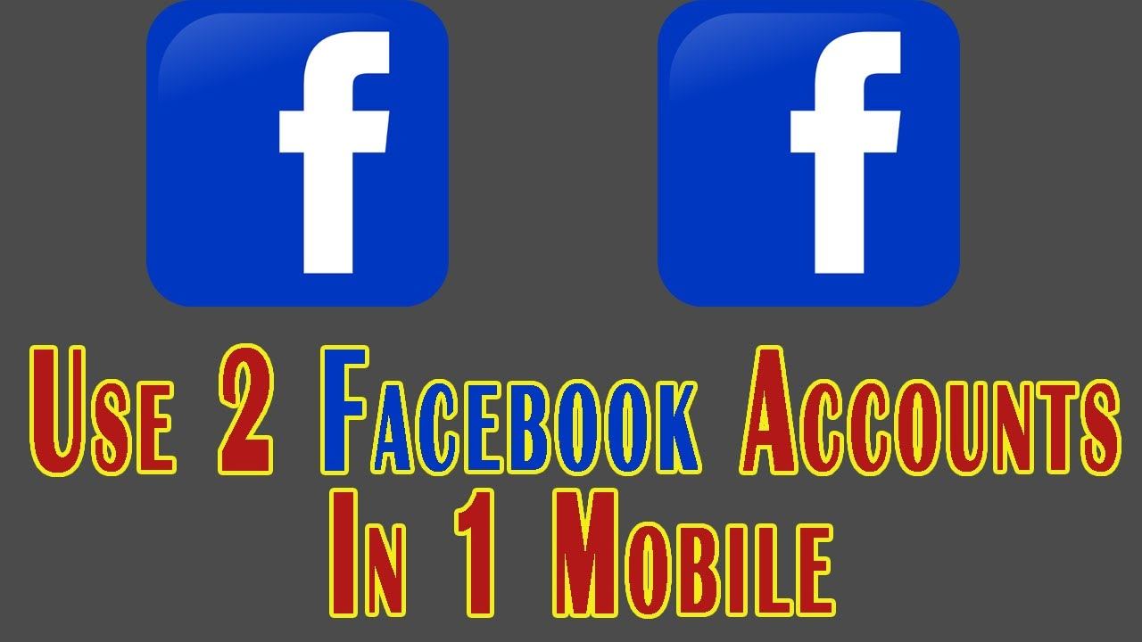 How to use 2 Facebook Accounts in 1 mobile at same time | 2017 | APNA  CHANNEL