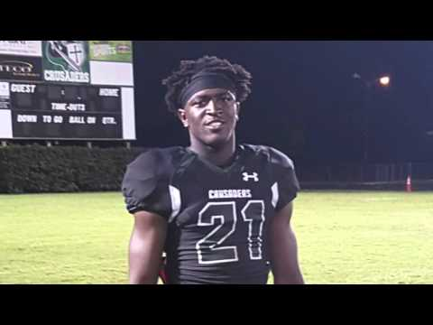 Nate Craig (Tampa Catholic High School) Senior Season Highlights Class of 2016 #1 WR in The Country