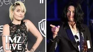 Paris Jackson Is Working Hard and Hoping To Make MJ Proud I TMZ Live