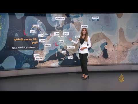النشرة الجوية الثانية 2017/7/21  - نشر قبل 1 ساعة