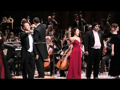 NYE 2011: The Opera Gala at Sydney Opera House featuring Elvira Fatykhova