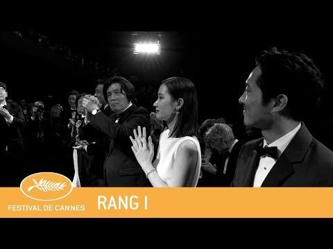 BURNING - Cannes 2018 - Rang I - VO