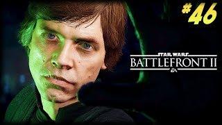 Star Wars Battlefront 2 - Funny Moments #46 (Luke Hero FAIL!)