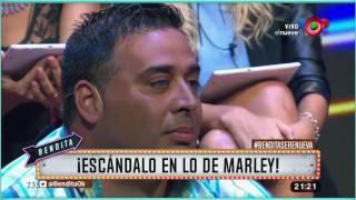 ¡Escándalo en lo de Marley!