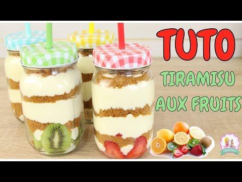 ♡•-recette-tiramisu-xxl-speculoos-et-fruits---recette-facile-et-rapide-•♡