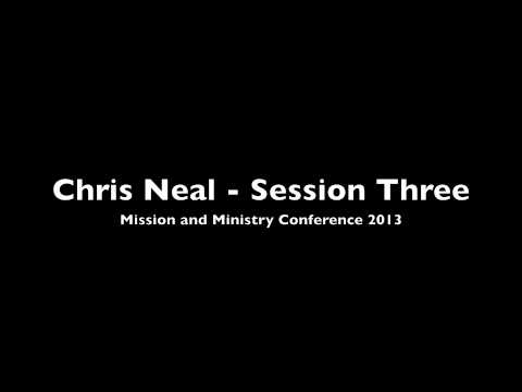 Audio of Chris Neal's 3rd address