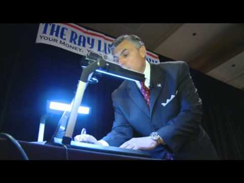 Ray Lucia discuss the upcoming Real Estate Roundtable