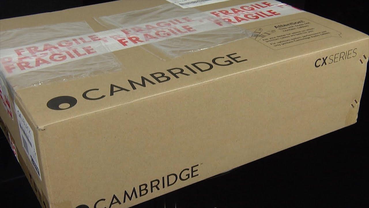 Blu-ray Cambridge Audio CXU Black