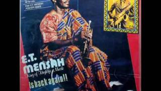 ET Mensah - Yabomisa Audio