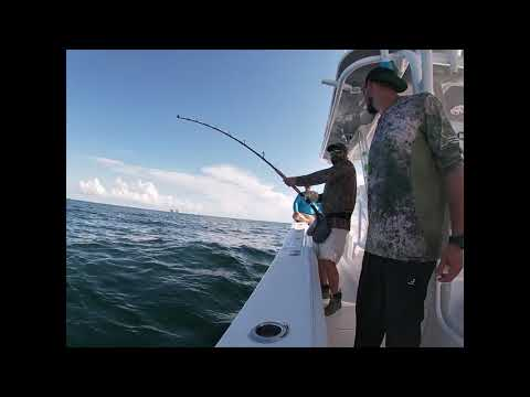 Offshore Fishing Trip With Pelican Charters Out Of Venice, LA