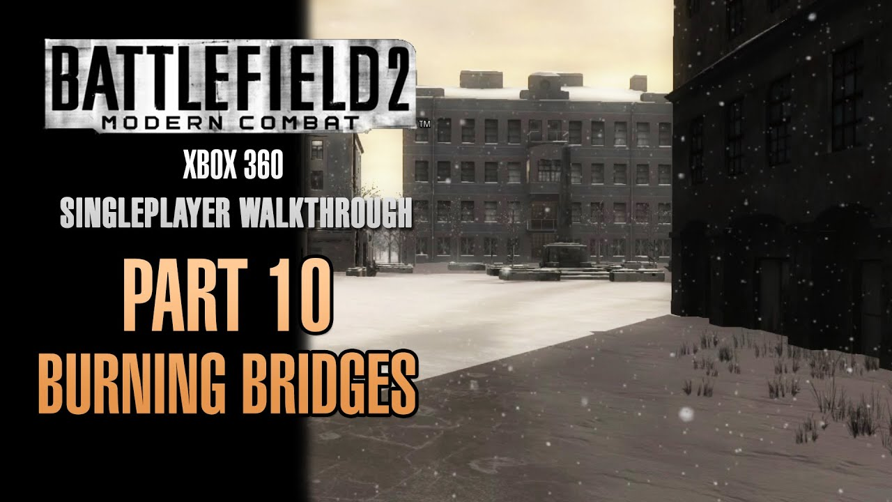 Battlefield 2 Modern Combat Walkthrough Xbox 360 Part 10
