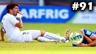 suarez musca din real madrid ucl fifa 16 ro career mode wolves   ep 91
