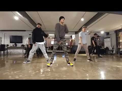 비 (RAIN) - 깡 (GANG) 공식 안무 영상 (*이렇게 열심히 연습했었습니다.) #choreography #깡