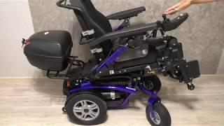 видео Инвалидные коляски Vermeiren (Вермеер)