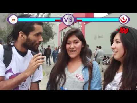 VERSUS - UPC (Monterrico) vs U. LIMA