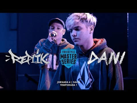 REPLIK vs DANI - FMS Argentina  Jornada 4 OFICIAL - Temporada 2018/2019.